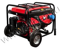 Портативный генератор DDE DPG5501 мощностью 5.5 кВт)