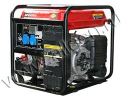 Портативный генератор DDE DPG5551i мощностью 6.1 кВт)