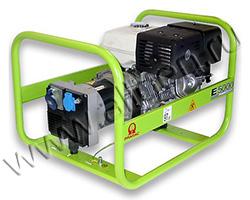 Бензиновый генератор Pramac E 5000 (4.6 кВт)