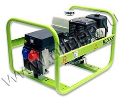 Бензиновый генератор Pramac E 5000 (5 кВт)