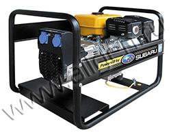 Бензиновый генератор Robin-Subaru EB 4.0/230-SE