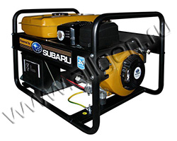 Бензиновый генератор Robin-Subaru EB 4.0/230-SLE