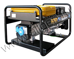 Бензиновый генератор Robin-Subaru EB 6.0/230-SLE