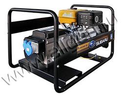 Бензиновый генератор Robin-Subaru EB 7.0/230-SE