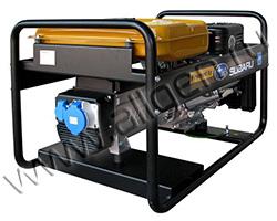 Бензиновый генератор Robin-Subaru EB 7.0/230-SLE