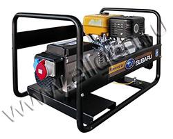 Бензиновый генератор Robin-Subaru EB 7.0/400-S
