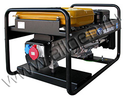 Бензиновый генератор Robin-Subaru EB 7.0/400-SL