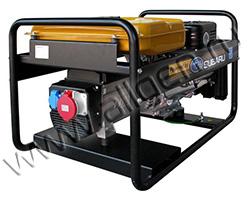 Бензиновый генератор Robin-Subaru EB 7.0/400-SLE