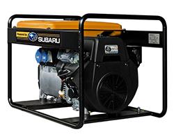 Бензиновый генератор Robin-Subaru EB 13.5/400-SLE