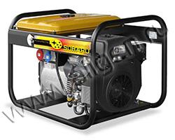 Бензиновый генератор Robin-Subaru EB 15.0/400-SLE