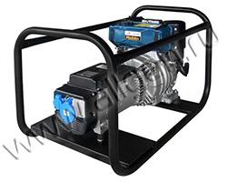 Бензиновый генератор Robin-Subaru ED 6.0/230-S