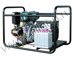 Бензиновый генератор Robin-Subaru ED 6.0/230-SE