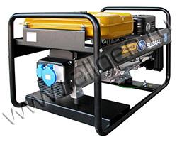Бензиновый генератор Robin-Subaru ED 6.0/230-SL