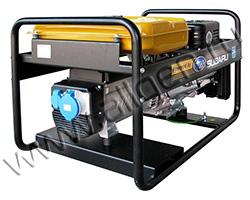 Бензиновый генератор Robin-Subaru ED 6.0/230-SLE
