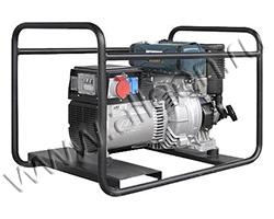 Бензиновый генератор Robin-Subaru ED 6.5/400-SE