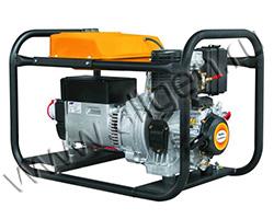 Бензиновый генератор Robin-Subaru ED 6.5/400-SL