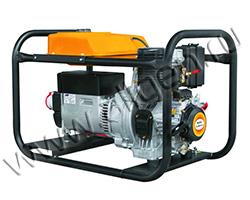 Бензиновый генератор Robin-Subaru ED 6.5/400-SLE