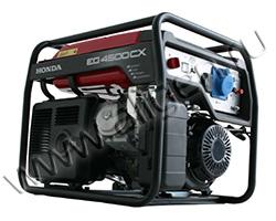 Генератор Honda EG 4500 CX