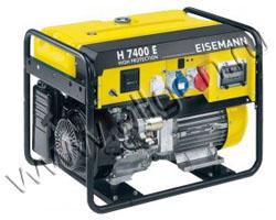 Бензиновый генератор Eisemann H 7400 (5 кВт)