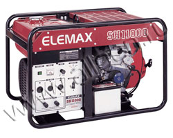 Генератор Elemax SH 11000-R
