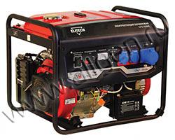 Бензиновый генератор Elitech СГБ 9500Е