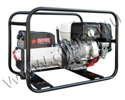 Бензиновый генератор Europower EP 7000 LE мощностью 5.6 кВт