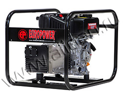 Бензиновый генератор Europower EP 4000 D