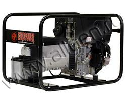 Портативный генератор Europower EP 6000 DE мощностью 6 кВт)