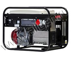 Портативный генератор Europower EP 6500 T мощностью 5.6 кВт)