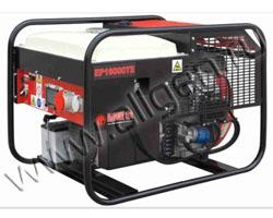 Бензиновый генератор Europower EP 16000 E мощностью 12.8 кВт