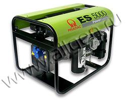 Бензиновый генератор Pramac ES 5000 (4.6 кВт)