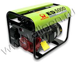 Бензиновый генератор Pramac ES 5000 (5 кВт)