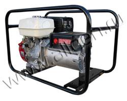 Портативный генератор Europower EP 7000 мощностью 5.6 кВт)