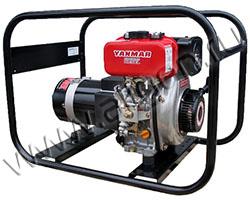 Бензиновый генератор Europower EP 2800 D