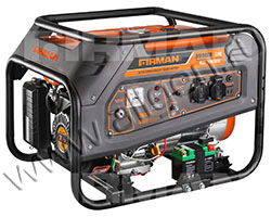 Бензиновый генератор FIRMAN RD4910E