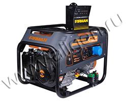 Бензиновый генератор FIRMAN RD8910E + ATS