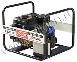 Бензиновый генератор FOGO F 3001 RE