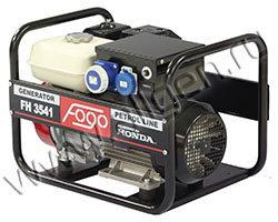 Бензиновый генератор FOGO FH 3541