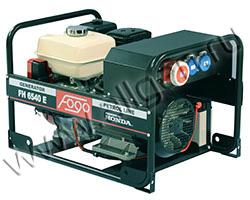 Бензиновый генератор FOGO FH 6540