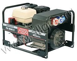 Портативный генератор FOGO FH 9540 мощностью 6.49 кВт)