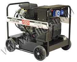 Бензиновый генератор FOGO FV 17001 RTEА