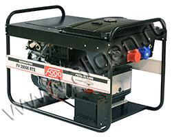 Бензиновый генератор FOGO FV 20000 RTE