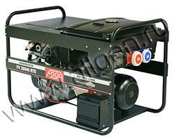 Бензиновый генератор FOGO FV 20540 RTE