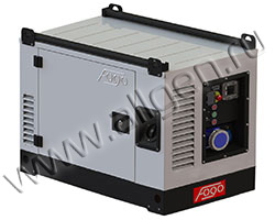 Портативный генератор FOGO FH 6001 RСE мощностью 6.16 кВт)