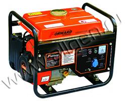 Бензиновый генератор Forward FGG-1200B мощностью 1 кВт
