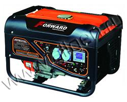Бензиновый генератор Forward FGG-3900ES мощностью 3 кВт