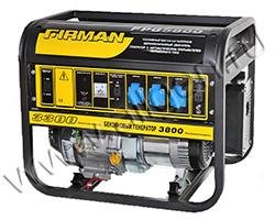 Бензиновый генератор FIRMAN FPG5800