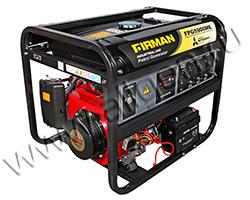 Портативный генератор FIRMAN FPG5900ME мощностью 5.6 кВт)