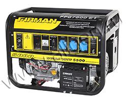 Генератор FIRMAN FPG7800E1