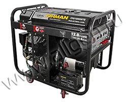 Бензиновый генератор FIRMAN FPG15000SE мощностью 12 кВт